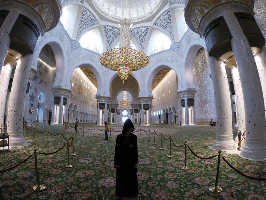 spela horvat shekh zayed grand mosque 11