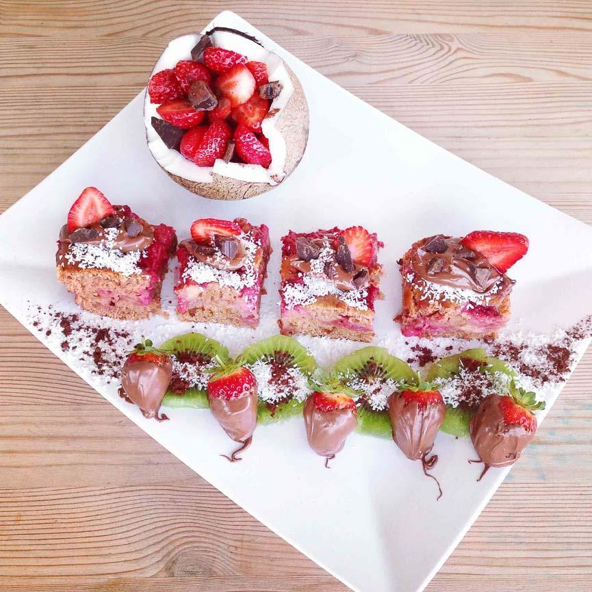 spela horvat cake food