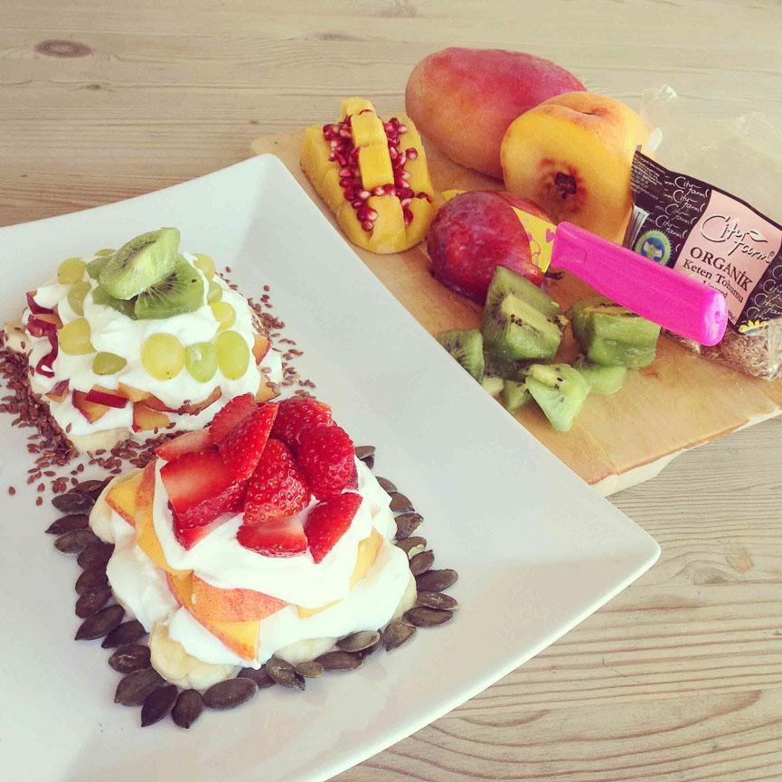 spela horvat healthy food fruits