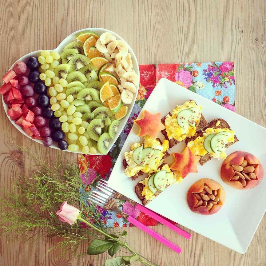 spela horvat healthy food