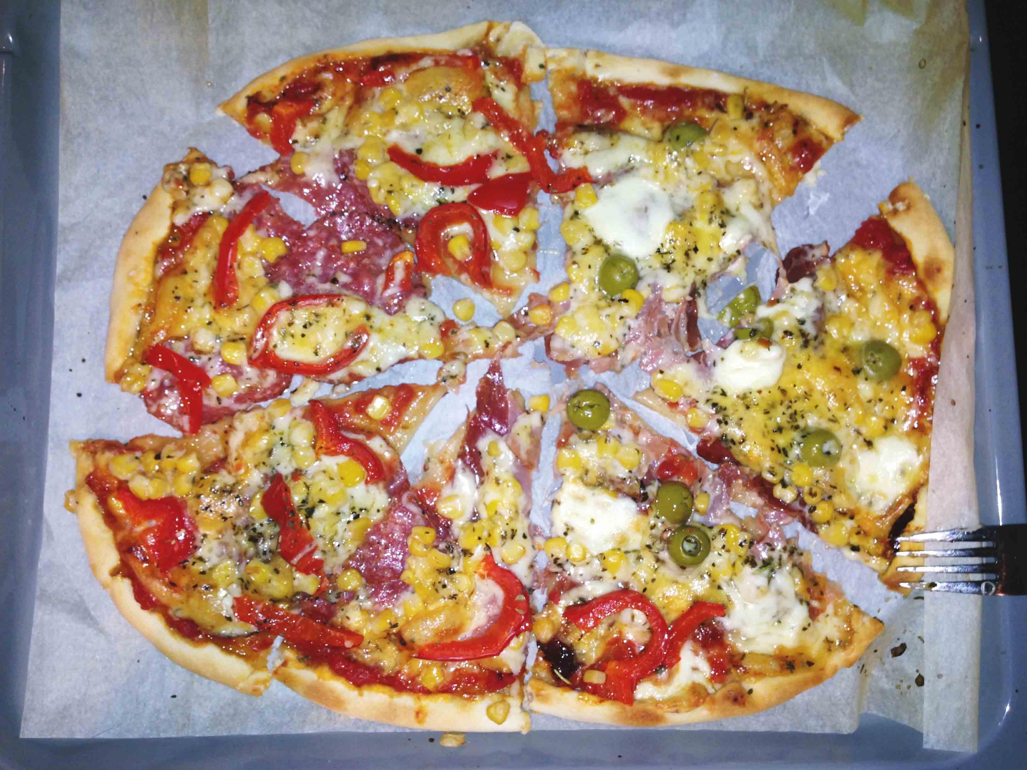 spela horvat swiss pizza