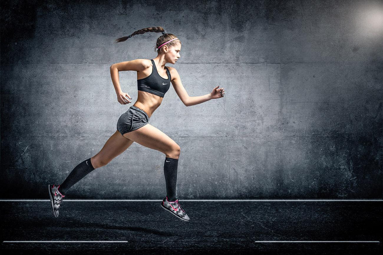 spela horvat running